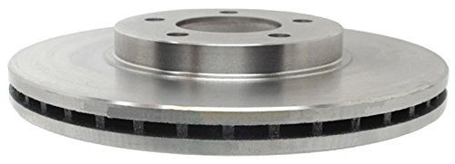 ACDelco 18A885A Advantage Non-Coated Front Disc Brake Rotor