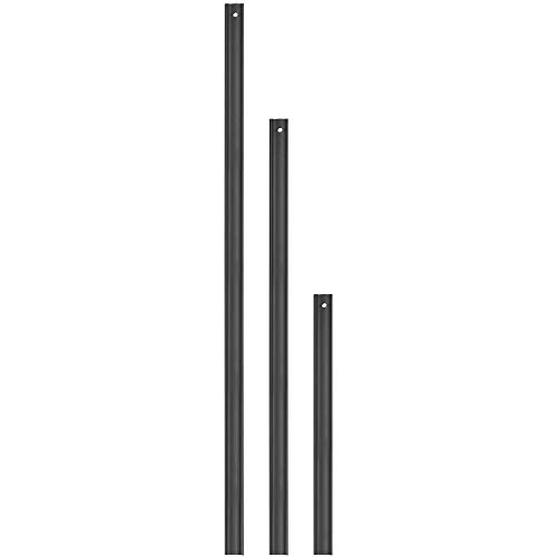 Anodized Aluminum Straight Edge Bars Perfect for Checking Straightness On Metal Surface Tops, Whet Stones, Machinery and Can Be Used to Mark Or Scribe Lines (All Three Size Bars)