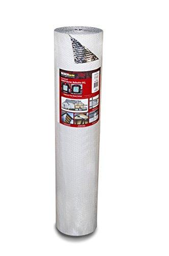 Reach Barrier SS48100 Air Single Reflective Polyethylene Insulation Roll, 4-Feet by 100-Feet