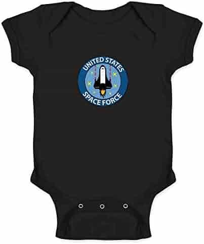 CHETI Seashore Surfing Newborn Infant Toddler Baby Girls Boys Bodysuit Short Sleeve 0-24 MonthsBlack