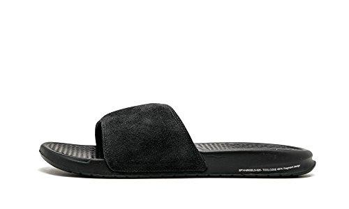 FragHombresto Nike Benassi Sp Ceniza Negra / Blanca-oscura