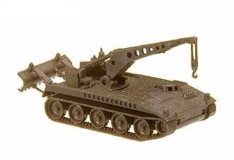 HO ROCO Recovery Tank T-119 1/87th scale military