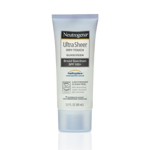 Neutrogena Dry Touch Sunscreen Packaging Healthcare