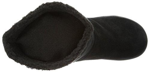 Botas 11 Black Sin A Negro Alta Revestimiento Glacy Pierna Sorel Mujer 5FUBSxq