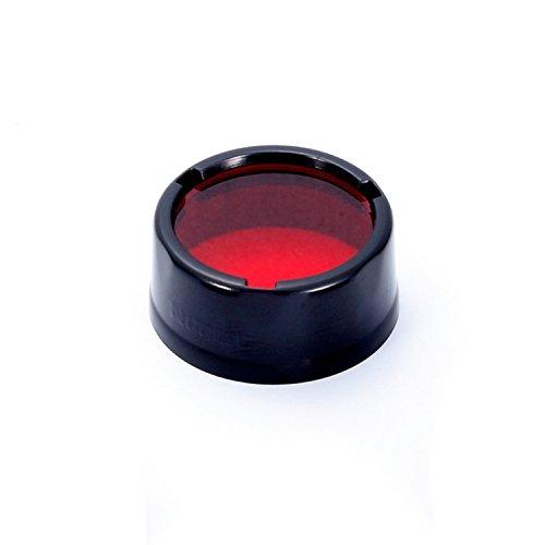 Nitecore NFR25 NFG25 NFD25 NFB25 25.4mm Red Lens Filter Diffuser