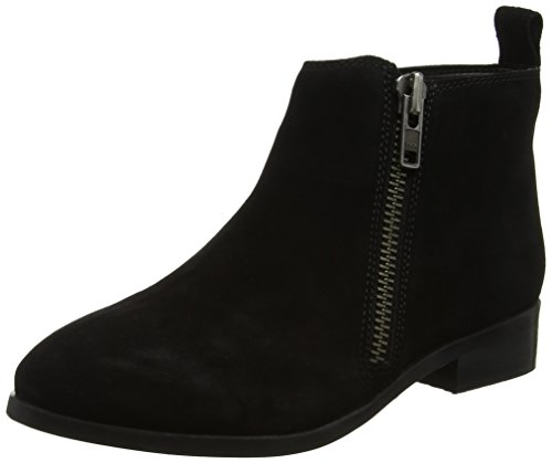 Black Women's Black Boots Miss Spitfire KG wICSIqF