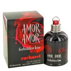 Amor Amor Mandarin Perfume (Amor Amor Forbidden Kiss By Cacharel Eau De Toilette Spray 1.7 Oz For Women)