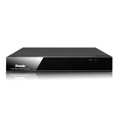 ZMODO 4 Channel CCTV Security Surveillance Video Recorder DVR - 3G Mobile 500GB HD DVR