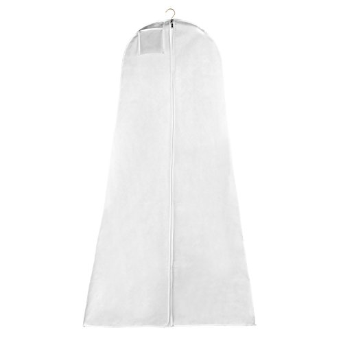 travel garment bag wedding dress - 9