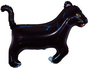 PANTHER Black Cat Jungle ZOO Safari Figure Body 34