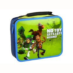 Kids 3-D Toy Story Soft Sided Cooler Lunch Box made by Thermos