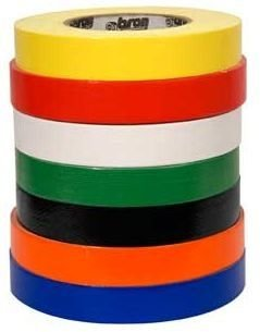 Course Setting Tape - 1 in x 60 yards Black 000 by Metolius