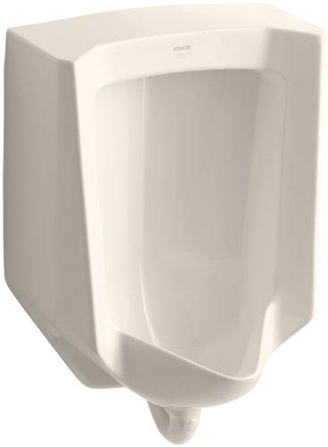(Kohler K-4904-ER-55 Bardon 1/8 gpf Urinal with Rear Spud, Innocent Blush)