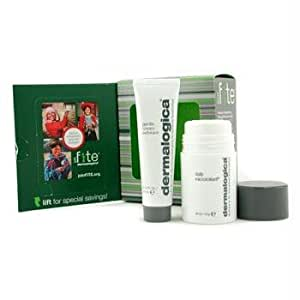 Dermalogica Power Duo Exfoliation Pack: Daily Microfoliant + Gentle Cream Exfoliant - 2pcs