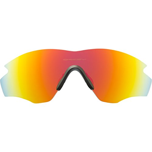 Oakley M2 Replacement Lens Fire Irid, One - Oakley Types
