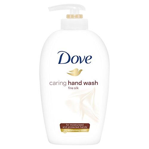 Dove Silk Cream Wash 250ml