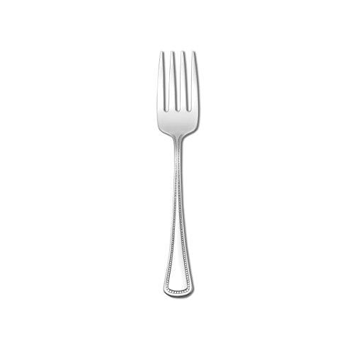 Oneida Foodservice 2544FSLF Needlepoint Salad Forks, 18/10 Stainless Steel, Set of 36