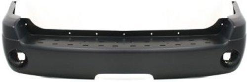 2003 gmc envoy rear bumper cover - 3