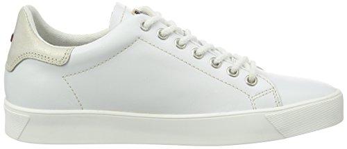 White Minna Sneakers NAPAPIJRI Weiß Damen FOOTWEAR xvZqvpwUO