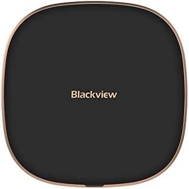 Amazon.com: Cargador inalámbrico de 10 W, Blackview W1 Qi ...