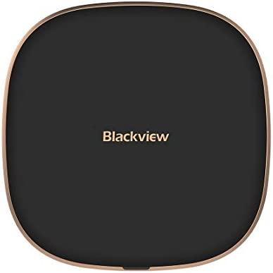 Amazon.com: Cargador inalámbrico de 10 W, Blackview W1 Qi ...