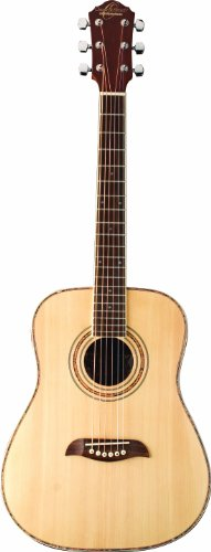 Oscar Schmidt OG1 3/4-Size Acoustic Guitar – Natural