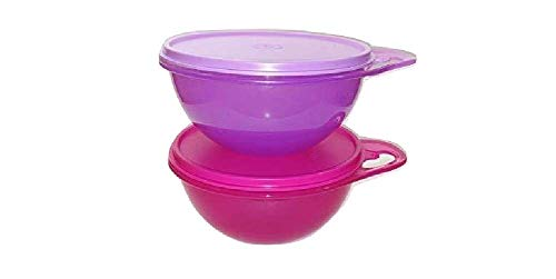 Tupperware Thatsa Mini Bowls Set of 2 in Exciting Colors