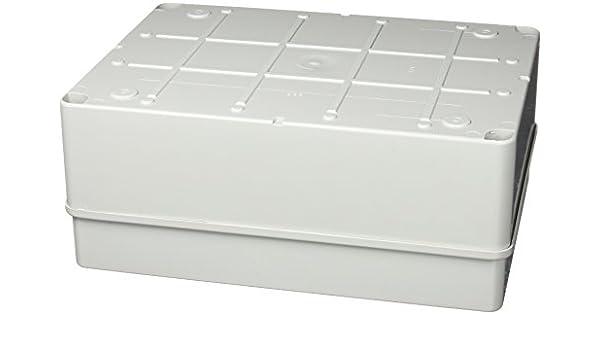 Schneider Electric SL00939 Caja derivacion Paredes Lisas: Amazon.es: Industria, empresas y ciencia