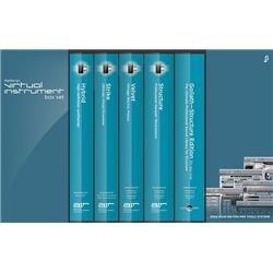 Virtual Instruments Box Set - Digidesign 9910-58213-00 Virtual Instrument Box Set - Windows & Mac