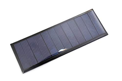 Electronicspices 6V 70mA Rectangle Shape Mini Power Solar Cells for Solar Panels DIY Projects (70 X 70 mm) – Pack of 2
