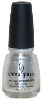 China Glaze Platinum Pearl 77050 Nail Polish / Lacquer / Enamel