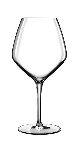 Luigi Bormioli Atelier Pinot Noir Wine Glass, 20-5/8-Ounce, Set of 6 (Best Wine Glass For Pinot Noir)