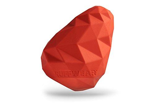 Ruffwear - Gnawt-a-Cone Durable Dog Toy, Sockeye Red