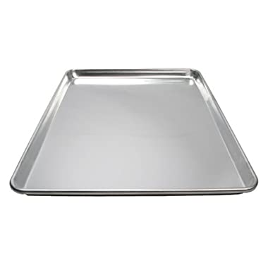 Winware ALXP-1318 Commercial Half-Size Sheet Pan, 13-Inch x 18-Inch, Aluminum