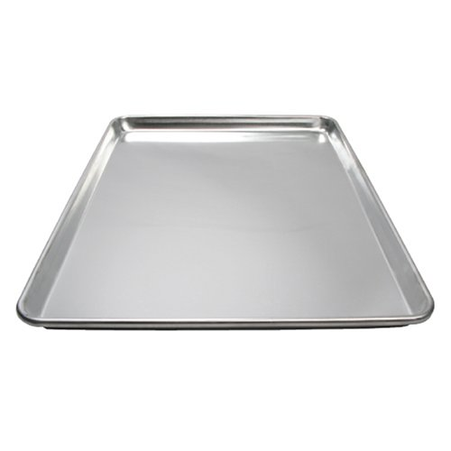 Winware ALXP-1622 16-Inch by 22-Inch Aluminum Sheet Pan, Pack of  1 (Baking Pan Inch 22)