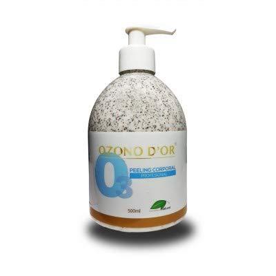OZONODOR. Peeling Corporal Ozonizado 500 ml. Exfoliante ...