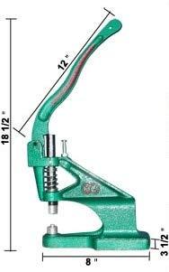 press machine for press studs - 9