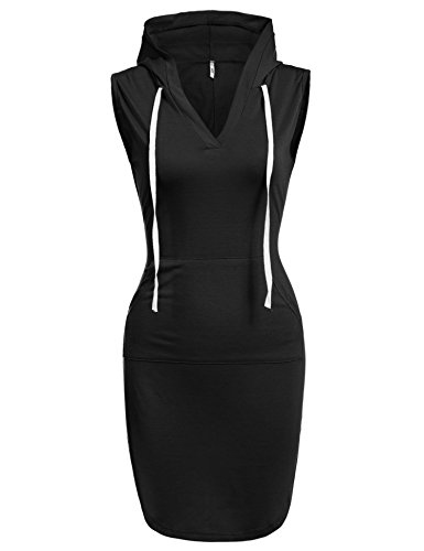 Buy dress with a hoodie - 5