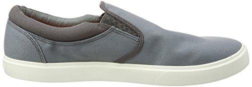 Slip White Crocs Uomo Sneaker on Smoke Grigio Low M Citilane Top Scarpe qFF58pr
