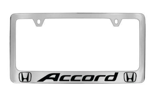 Honda Accord License Plate Frame - 5