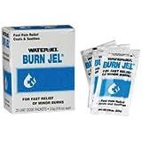 Water-Jel Technologies 3.5 Gram Unit Dose Foil Pack Burn Jel Topical Burn Gel - 1 BX