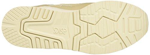 Asics Gel-Lyte III, Scarpe da Ginnastica Basse Unisex-Adulto Beige (Latte/Latte)