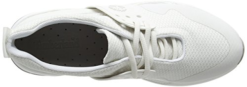White 100 Oxford New Up Mujer para de Kiri Cordones Zapatos Timberland Lace Blanco qHPF7S