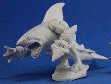 Bones Sharkman Miniature (Miniature Sharks)