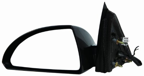 Gold Shrine for 2006 2007 2008 2009 2010 Chevrolet Chevy Impala Power Heated Side Mirror Driver Side Replacement