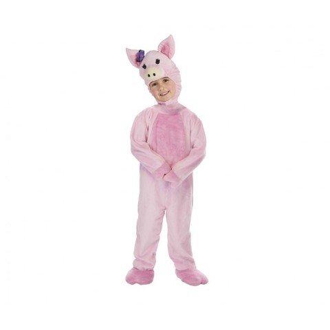 [Just Pretend Kids Pig Animal Costume, Small] (Pig Costume Amazon)