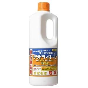 尿石除去剤 業務用 デオライトL