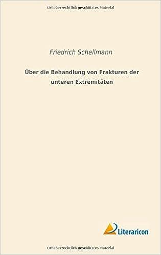 Descarga gratuita de libros electrónicos.Über die Behandlung von Frakturen der unteren Extremitäten: Im Umhergehen und deren Dauer (German Edition) PDF CHM ePub 395697848X