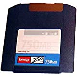 Iomega Zip 750MB Pc/mac Cart Single Clamshell