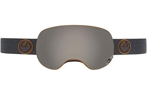 Dragon Alliance X2 Ski Goggles, Gumm/Ionized (Snowboard Ionized Goggles)
